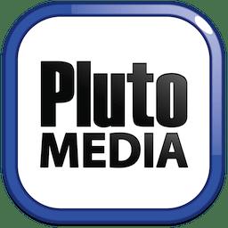 Logo for Pluto Media